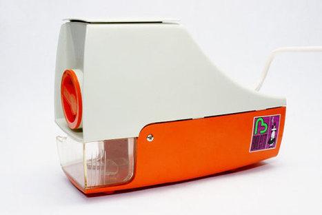Bialetti Modern Electric Cheese Gater New In Box w/ Papers Italian Appliances 1970s Era   S U B L I M E * D E S I G N   Scoop.it