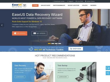 EaseUS Data Recovery Wizard Promo Codes & Coupons - EaseUS Coupon | Best Software Promo Codes | Scoop.it