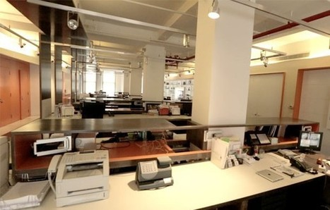 Design a Workspace to Spark Extreme Creativity - Entrepreneur | Design | Scoop.it