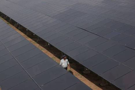 Coal crunch gives impetus to India's solar switch | STEM education and the curriculum | Scoop.it