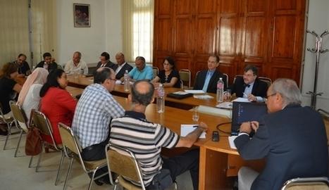 Visite de Peter J. Hotez à l'IPT : Créer des collaborations pour lutter contre les maladies négligées | Institut Pasteur de Tunis-معهد باستور تونس | Scoop.it