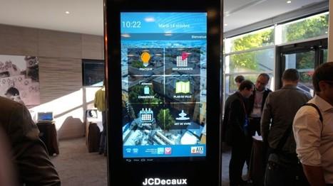 Prise en main : JCDecaux à l'assaut des villes connectées avec la JCDBox, un mobilier urbain sous Android - FrAndroid | La domotique au service des entreprises | Scoop.it