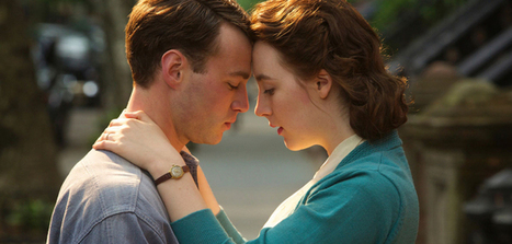Film Review   Saoirse Ronan is Homesick and In Love in John Crowley's Brooklyn   The Irish Literary Times   Scoop.it