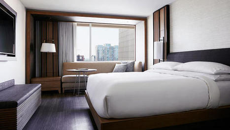 Marriott Is Preparing For Gen Z With An Innovation Lab Hotel | Competitive Intelligence & Creativity | Scoop.it