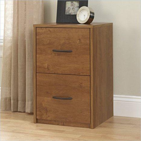 Ameriwood File Cabinet in Bank Alder - 9524301PCOM   Comercial Organizing   Scoop.it