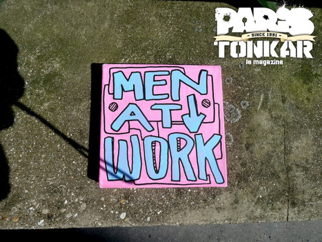 Collage à Paris / mars 2013 | Tarek artwork | Scoop.it