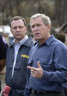 Bush's FEMA Director Insists Obama Could Have Benefited Politically By Delaying Hurricane Response | Gender, Religion, & Politics | Scoop.it