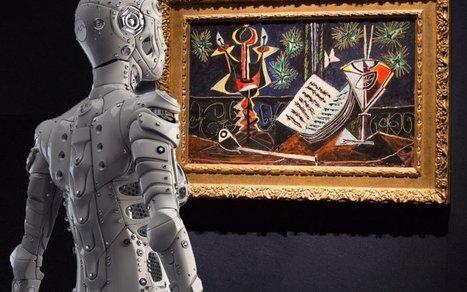 The Next Picasso Is a Robot   Post-Sapiens, les êtres technologiques   Scoop.it