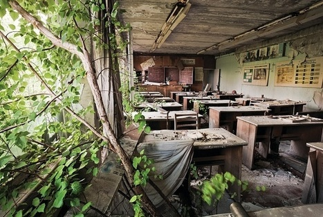 Exhibitions mark 30th anniversary of Chernobyl disaster   Clic France   Scoop.it