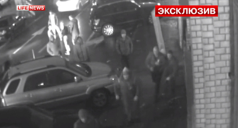 Gunmen Open Fire Outside Moscow's Most Popular Gay Club | Daily Crew | Scoop.it