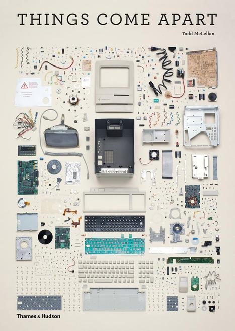 Things come apart : le livre d'art qui démonte   Les livres - actualités et critiques   Scoop.it