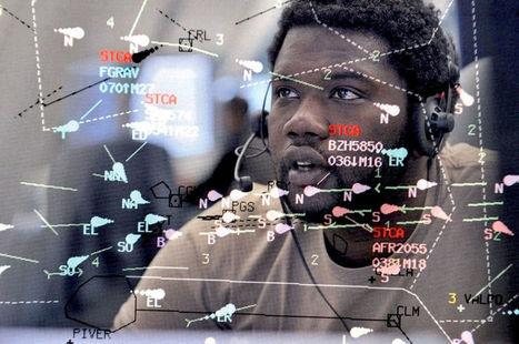 Trafic aérien : Les avions doivent devenir des objets connectés | Information Technology | Scoop.it