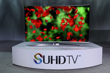Samsung UN88JS9500: Your Next Television Has Gone Supersonic | Five Regions of the Future | Scoop.it