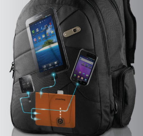 Don't Leave Home Without These 8 Useful Back to School Gadgets | Gadgets and Geekery | Scoop.it