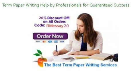 How to Write Term Papers? | Research Master Essays | Scoop.it