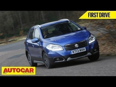 2014 Suzuki S-Cross Crossover | First Drive Video Review | Autocar India | Best Personal Development | Scoop.it