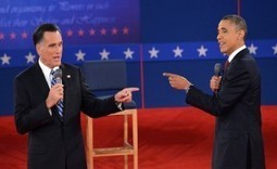 Obama vs Romney: Las elecciones estadounidenses en Twitter. | Comunicacion y Nuevos Medios | Obama-Romney | Scoop.it
