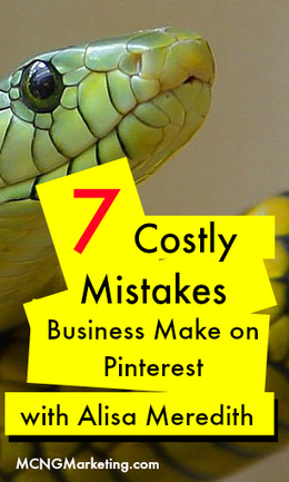 The Pinterest One Step - Generated Leads By Pinning & Avoid These 7 Costly Mistakes | Startup Revolution | Scoop.it