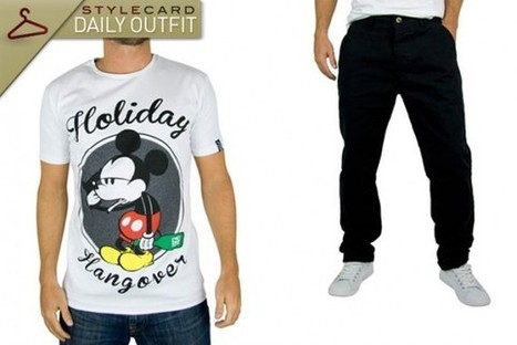 Men's Monday: Daily Outfit – Seasonal Scrooge   StyleCard Fashion Portal   StyleCard Fashion   Scoop.it