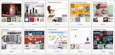 The French Corner: 15 French Teachers You Should Follow on Pinterest | Pinterest sites | Scoop.it