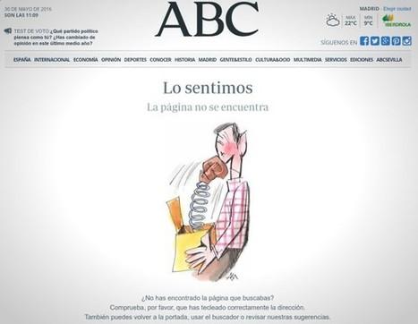 Esta es la noticia que ABC borró sobre el empresario vasco que fotografió supermercados en Venezuela | Política para Dummies | Scoop.it