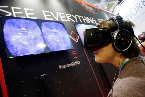 Oculus Rift will ship in early 2016 | 3D Virtual-Real Worlds: Ed Tech | Scoop.it