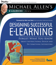 Designing Successful e-Learning - FREE DOWNLOAD! | E-learning didactische keuzes | Scoop.it