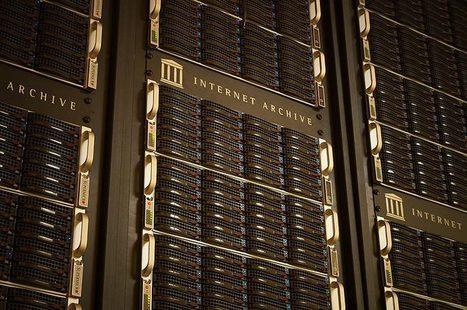 Archive: korte documentaire over het Internet Archive #mustsee | Van het web | Scoop.it