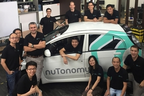 Startup brings driverless taxi service to Singapore | Amazing Science | Scoop.it