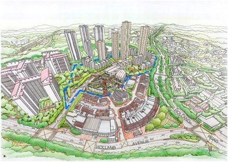 How the URA's Masterplan 2013 Will Affect the Property Market | Trends in Singapore | Scoop.it