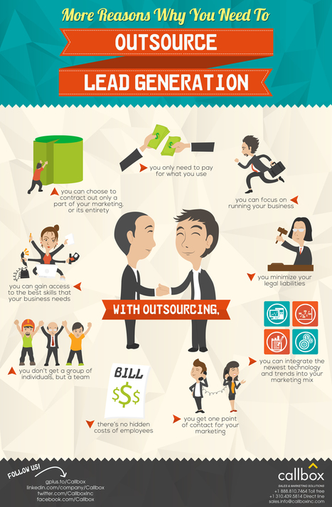 More-Reasons-Why-You-Need-To-Outsource-Your-Lead-Generation.jpg (2550x3900 pixels) | How To Improve Productivity | Scoop.it