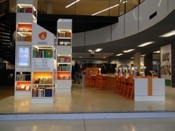 Libraries get everywhere! > Schipol Airport | The Information Professional | Scoop.it