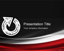 Continuous Improvement PowerPoint Template | Free Powerpoint Templates | continuous improvement | Scoop.it