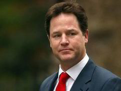Nick Clegg: Tories' EU fight 'is doomed to failure' | UK | News | Daily Express | Welfare, Disability, Politics and People's Right's | Scoop.it