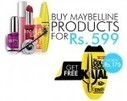 Buy Maybelline Products Worth Rs. 599 and Get Maybelline Colossal Kajal Rs. 175 Free | Freekaoffer Best Shopping Site | Scoop.it