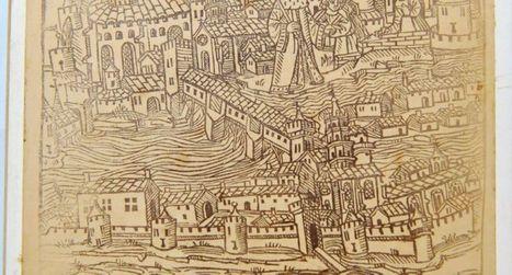 Musée Dupuy : Les plans de Toulouse sortent des réserves | Patrimoine et Archives à Toulouse | Scoop.it
