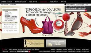Les Galeries Lafayette vendent le luxe sur Internet   The secrets of luxury   Scoop.it