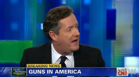 Piers Morgan On Gun Control: 'How Many More Kids Have To Die?' | Coffee Party News | Scoop.it