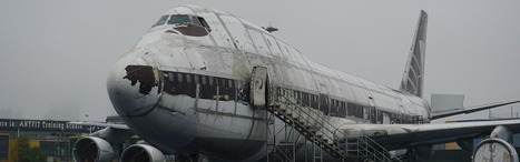 Insolite : 3 aéroports abandonnés | Actu Tourisme | Scoop.it