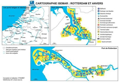 Mers et océans : les cartes de l'ISEMAR | Digital & eCommerce | Scoop.it