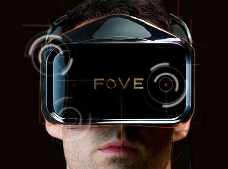 Samsung Ventures Invests In Kickstarted Fove Virtual Reality Headset? | cool stuff from research | Scoop.it
