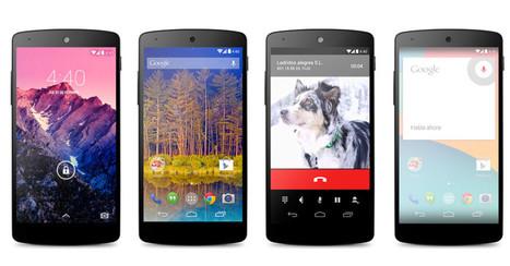 Nexus 5, un smartphone potente con precio asequible - Crónica Norte   Aplicaciones Moviles   Scoop.it