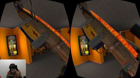 Half-Life 2 on Oculus Rift has real hand use for firing and reloading weapons | Games | Geek.com | Video Game News | Scoop.it