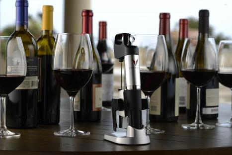 Adieu tire-bouchons ? Des innovations pour amateurs de vin au verre   Les Amis du Tire-bouchon   Scoop.it