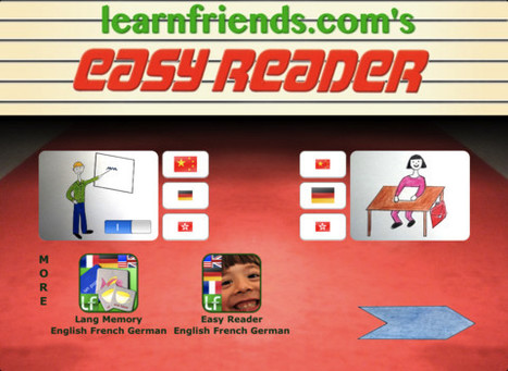 Easy Reader – Mandarin Chinese, Cantonese Chinese and German for beginners – trilingual educational fun game for kids, helps to memorize orthography… | Speak iPad | Educational Technology Tools and Tips | Scoop.it