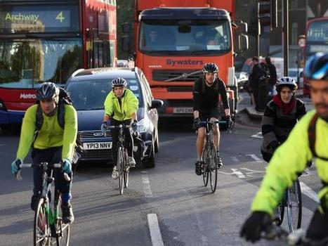 Cyclist brings UK's first private prosecution for dangerous driving | Children In Law | Scoop.it