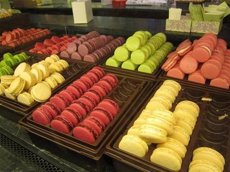Manhattan, New York - Ladurée (Famous Parisian Macarons) | Follow Me Foodie | Macarons | Scoop.it