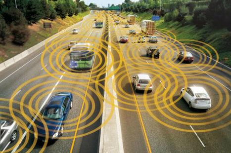 Le vrai défi de la voiture connectée c'est la gestion des données   vie privée et Internet   Scoop.it