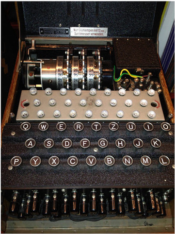 Brain makes decisions with same method used to break WW2 Enigma code | Amazing Science | Scoop.it