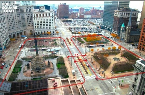 "How Downtown Cleveland Is Turning a Traffic Hub Into a Public Park | Buffy Hamilton's Unquiet Commonplace ""Book"" 